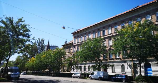 Akadnak olyan kerületek Budapesten, ahol teljesen lefagyott az ingatlanpiac
